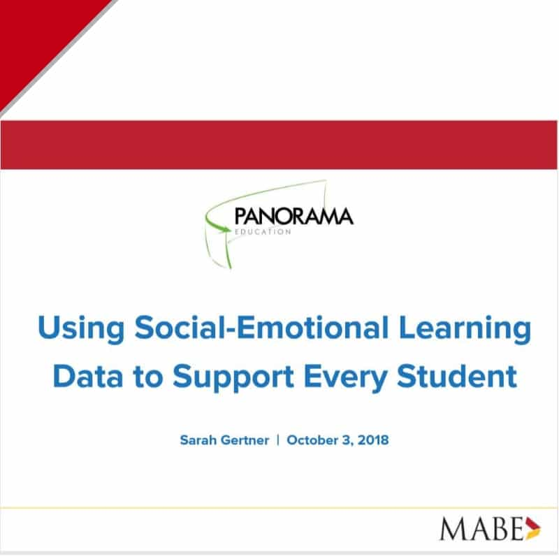 Workshop: Social-Emotional Learning Presentation