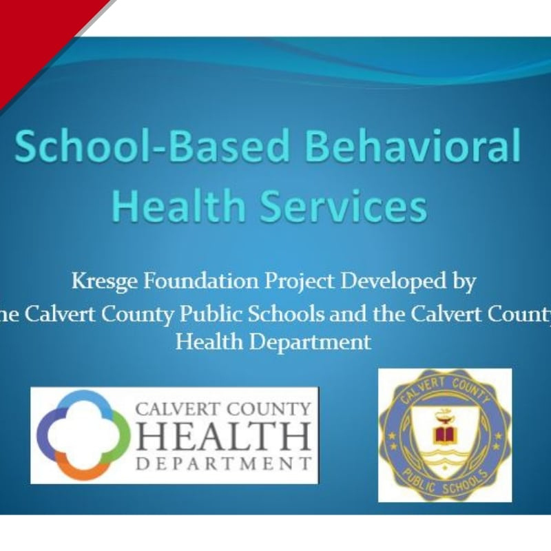 Hot Topic: School Based Mental Health Presentation